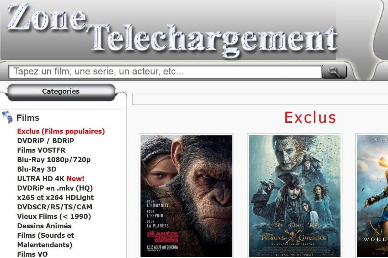 Annuaire Telechargement