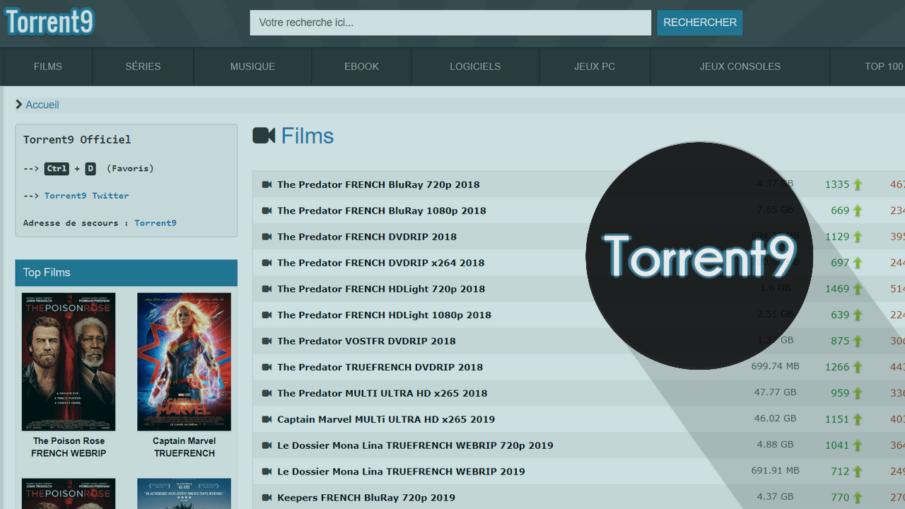 Torrent9