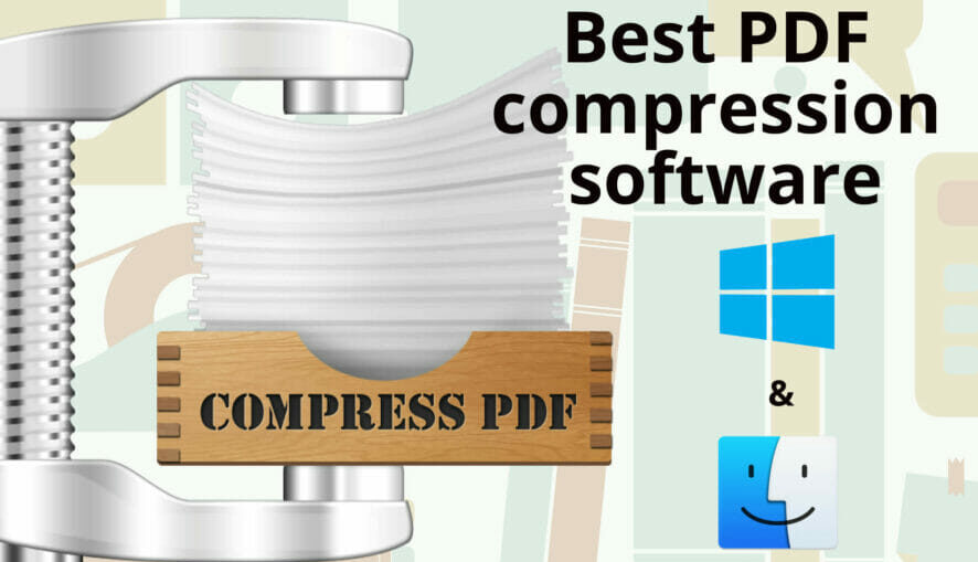 What is PDF Compression